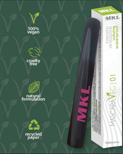 Mascara Veg 01 Volume Waterproof
